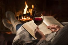 12 fall books to read with red wine in hand