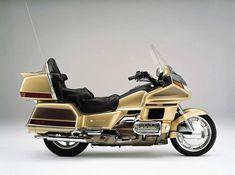 GLX 1500 Goldwing, 1988-1989