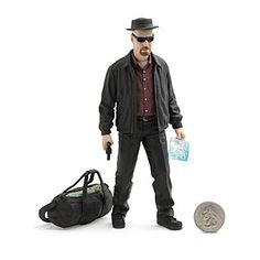 No doubt, Breaking Bad is a well-received crime drama series. If you're also a fan of Breaking Bad, the Heisenberg figure may be able to catch your eyes. Breaking Bad, Heisenberg, Best Dramas, Say My Name, Walter White, Orange Is The New, Lost In Space, Geek Culture, Atheist