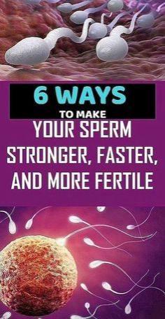6 Ways to Make Your Sperm Stronger, Faster, and more Fertile – Herbal Medicine Book Medicine Book, Herbal Medicine, Natural Medicine, Natural Health Tips, Natural Healing, Natural Skin, Health Facts, Health And Nutrition, Women's Health