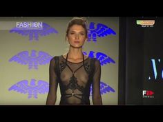 NOISE' Lingerie Spring Summer 2017 at COLOMBIAMODA Fashion week - Fashion Channel - YouTube