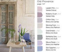 Old Provence - ELLEDecor.com