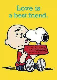 Love is best friend