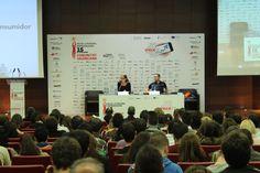 En el inicio de la Jornada de Tendencias del Nuevo Consumidor en el Día de la Persona Emprendedora de la Comunidad Valenciana en Feria Valencia