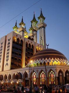 Rahman Mosque Aleppo