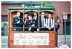 A Military Story: {Real Wedding} Sarah & Chris