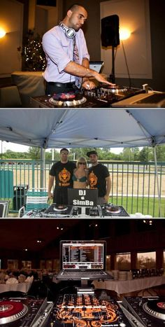 Simran Bajwa is regarded as one of the best DJs in the local community. He uses his own dance floor LED lighting equipment in school programs, engagement sessions, weddings, and concerts.