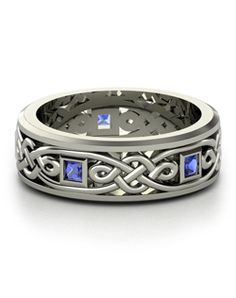 Gorgeous Celtic knot ring