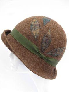 autumn leaf cloche www.swanandstone.com