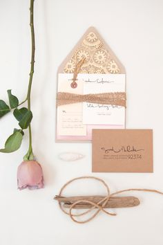 beach wedding invitations, photo by Mikkel Paige http://ruffledblog.com/from-invitation-to-flower-inspiration #stationery #invites #weddinginvitations
