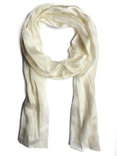 Vegan 100% bamboo scarf Pureness. Made in Europe. Ships Worldwide. www.artisara.com