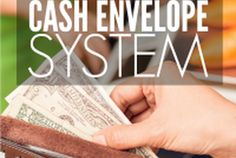 How to Start the Cash Envelope System