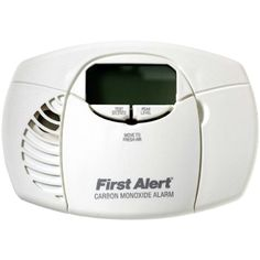 A Battery Operated Carbon Monoxide Detector— With Digital Readout— Is A Vital Part Of Your Kit If You're A Cold Weather Camper