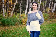 The Warm Hug Shrug crochet pattern by #SincerelyPam is incredibly warm and cozy for this cooler time of year!