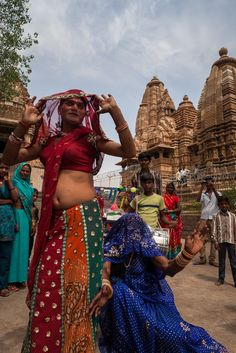 """Dance, Khajuraho 