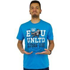 T-Shirt Ecko Issue 1972 Better türkis