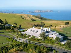 The Lodge at Kauri Cliffs - Bay of Islands, North Island, New Zealand - Luxury Hotel Vacation from Classic Vacations Best Resorts, Hotels And Resorts, Luxury Hotels, Luxury Spa, Luxury Travel, Dream Vacations, Vacation Spots, Vacation Resorts, Vacation Destinations