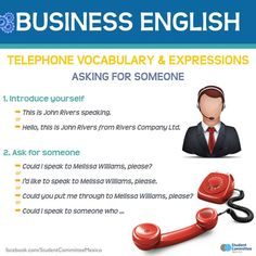 Forum | ________ Learn English | Fluent LandTelephone Vocabulary vs Expressions | Fluent Land