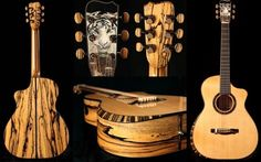 Featured Guitars exclusive to the Memphis Guitar Festival