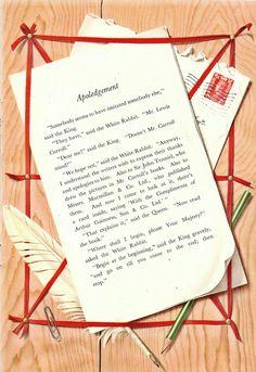 'Apoledgement' to 'Alice, where art thou?' | by petkenro -3