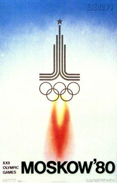 Olympics 1980 Moscow