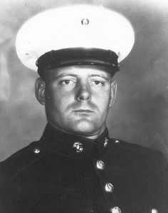 Lance Corporal Jedh C. Barker, US Marine Corps Medal of Honor recipient Operation Kingfisher near Con Thien, Quang Tri Province, Vietnam September 21, 1967.
