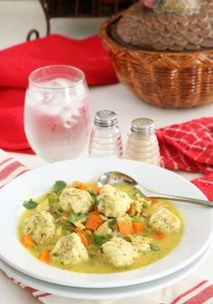 Instant Pot Chicken and Dumplings is ready in 30-minutes or less! This quick cooking dish is comfort food in a bowl. Comfort food for the common cold.