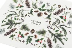 Set of 14 Christmas cards by HouseThatLarsBuilt on Etsy