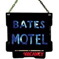 Psycho, Collector Bates Motel Sign