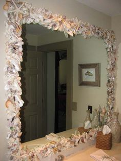 now i know what to do with all my sea shells