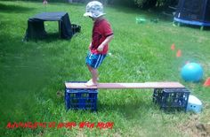 15 fabulous ideas for toddler outdoor play | BabyCentre Blog