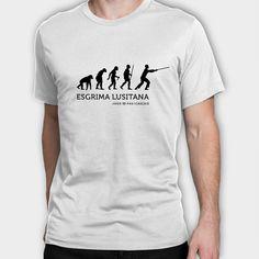 T-shirt com grafismo