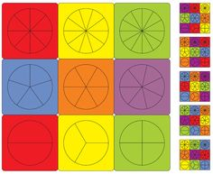 Pěnové zlomky School, Multiplication Tables, Schools