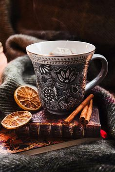 A Moroccan Tea Cup: With all the unique detail in the design #teatime