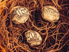 Easter eggs for adult children===good idea