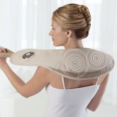 i-need Neck and Shoulder Pro Massager with Heat $99.99