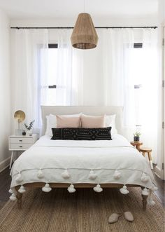 Tina Rich Bedroom After