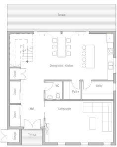 house design house-plan-ch424 10