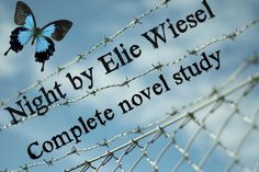 Night by Elie Wiesel complete novel study. Chapter questions/quizzes, vocabulary and quizzes, movie guide, differentiated projects, chapter word clouds, final test, and more!