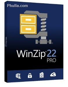 WinZip Pro 22.0.12684 Crack + Serial Key ! [LATEST] | Phulla.com