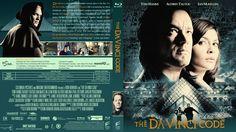 The Da Vinci Code Blu-ray Custom Cover Cover Design, Coding, Fan Art, Gallery, Movies, Roof Rack, Films, Fanart, Movie