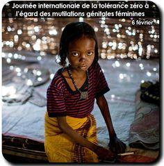 6 février : #mutilations #sexuelles Plus de 125 millions de jeunes filles et de femmes en Afrique et au Moyen-Orient ont été victimes de mutilations sexuelles. Cette pratique aux conséquences dramatiques – décès, stérilité .... – mérite d'être dénoncée! http://www.un.org/fr/events/femalegenitalmutilationday/
