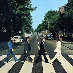 One for the ages...Abbey Road. 1969