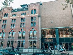 A 2 day Amsterdam itinerary with sightseeing and travel tips, and a quick day trip to the countryside. Find out how we spend 2 days in Amsterdam itinerary. 2 Days In Amsterdam, Amsterdam Map, Amsterdam Itinerary, Visit Amsterdam, Anne Frank House, Dam Square, Van Gogh Museum, Old Churches, Short Trip