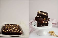Dietetyczne brownie jaglane (bezglutenowe) Millet brownie