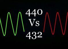 Jumble Blue | 440Hz vs 432Hz – Fact or Myth – Exploring the common arguments.