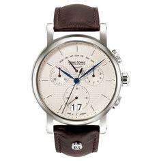 Bruno Söhnle Episode III 17-13164-240 - Uhr.de Watch Episodes, Watches For Men, Men's Watches, Chronograph, Mens Fashion, Accessories, Jewelry, Tack, Clocks