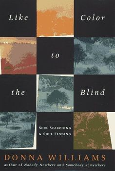 Like Color to the Blind:: Soul Searching and Soul Finding by Donna Williams