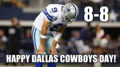Football and picking on the Cowboys are back!