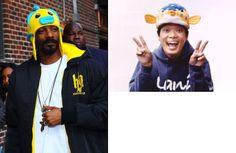 Snoop & さかなくん